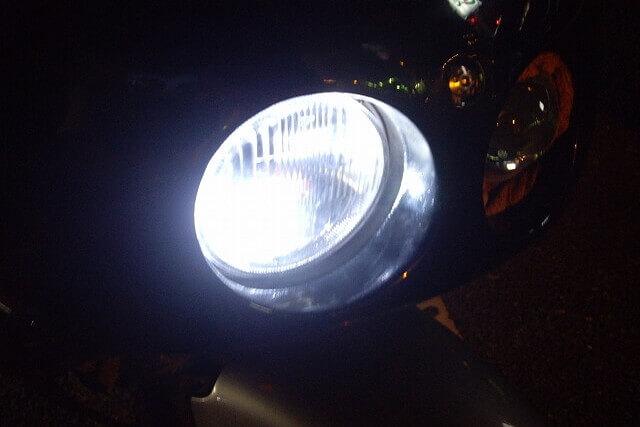 電装 LED化
