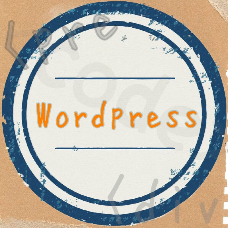 最近のWordPress